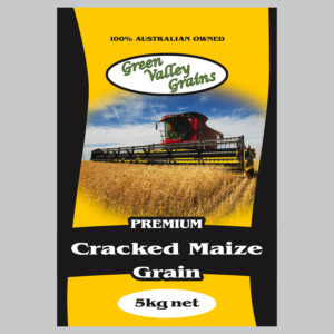 CRACKED MAIZE 5KG
