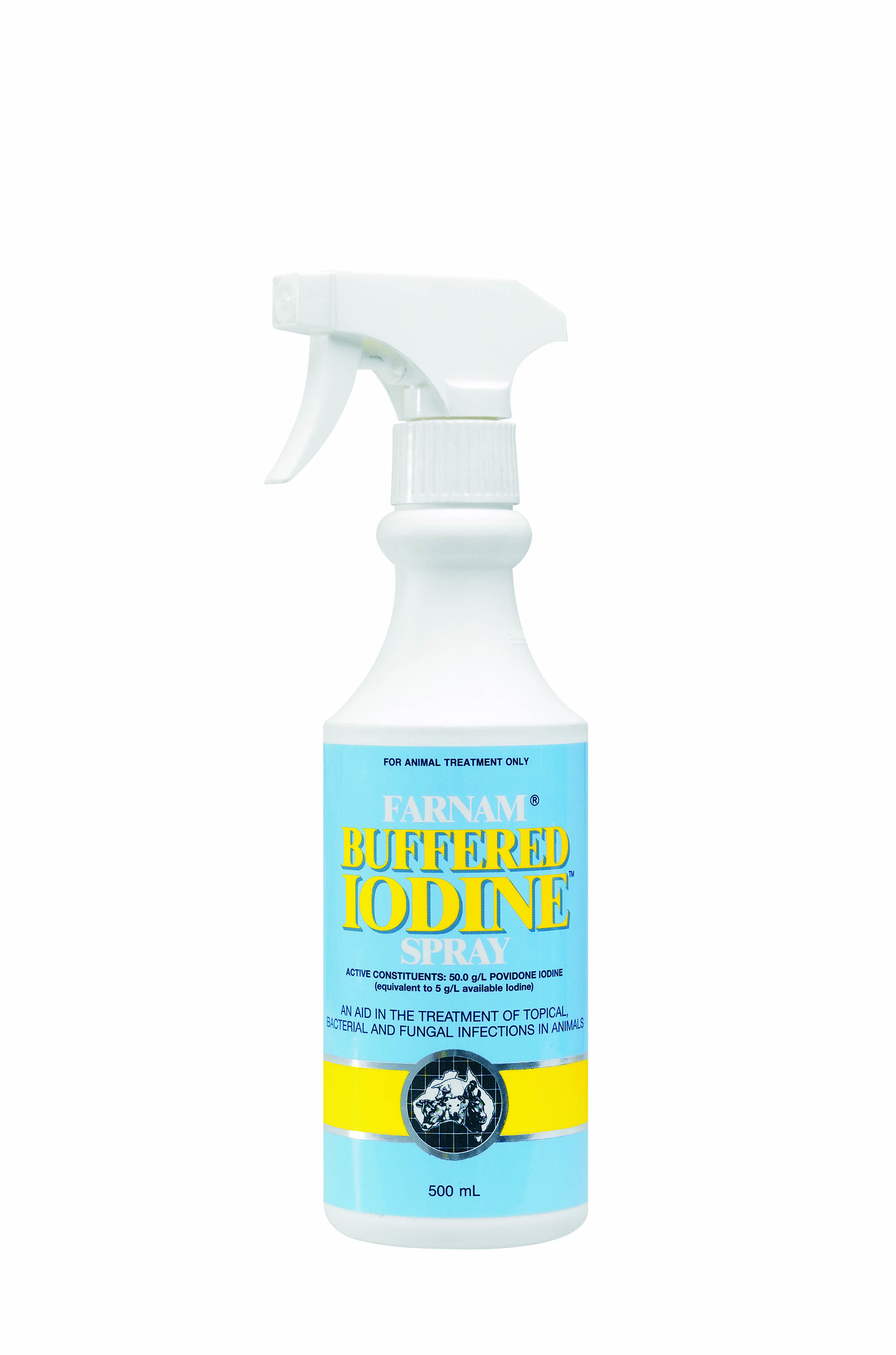 BUFFERED IODINE