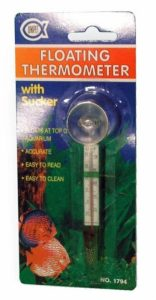 glass therometer