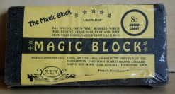 MAGIC GROOMING BLOCKS