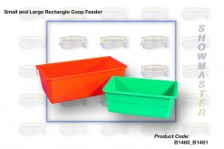 FEEDER RECTANGLE COOP (SMALL)