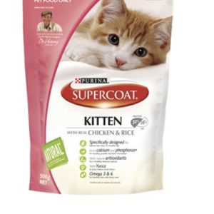 SUPERCOAT   KITTEN 3.5KG
