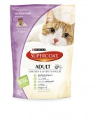 PURINA SUPERCOAT  CAT CHICKEN & LIVER  8KG