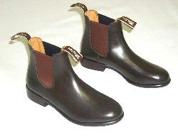 BOOTS SHOWCRAFT MASTERS BROWN
