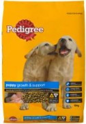 PEDIGREE  PUPPY  FOOD 12KG