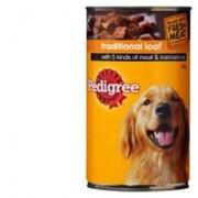 PEDIGREE CANS 1200G