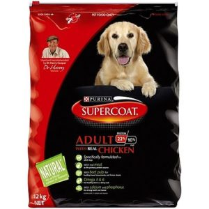 SUPERCOATADULT CHICKEN FLAVOUR