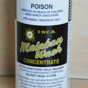 MALABAN WASH 500ML
