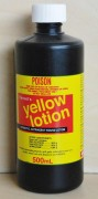 YELLOW LOTION  500ML
