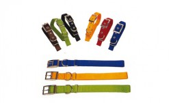 DOG COLLAR DELUXE  NYLON
