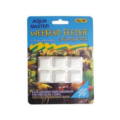 Feeder weekend 30g 6 39 s ab04 for Weekend fish feeder