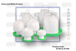 CHICKEN WATERER CONTAINERS
