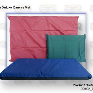 DOG BED CANVAS LARGE