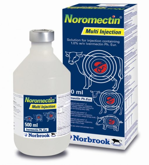 NORMECTIN INJECTION 500ML