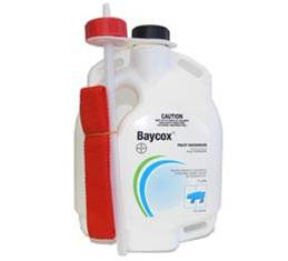 BAYCOX COCCIDIOCIDE PIGLET 250ml