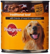 PEDIGREE CANS 700G X 12PK