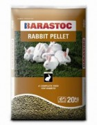 RABBIT PELLETS BARASTOC