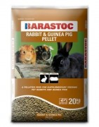 RABBIT AND GUINEA PIG FOOD 20KG