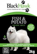 BLACKHAWK DOG FISH AND POTATO