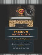 James and sons premium equine Pellets