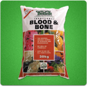 GROWBETTER BLOOD N BONE 12KG BUCKET