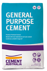 CEMENT AUSTRALAIA GP CEMENT MIX 20KG