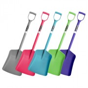 Tubtrugs Lightweight Shovel - The lightweight, durable plastic shovel