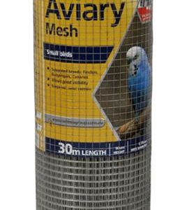 Aviaries and Cages - mesh