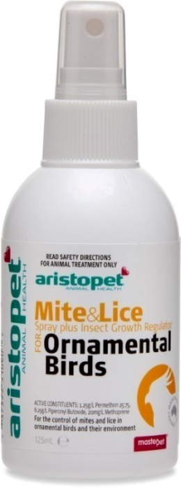 aristopet mite and mange spray instructions