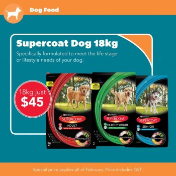 SUPERCOAT DOG DEAL