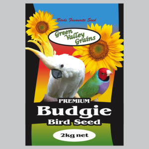BUDGIE 2KG